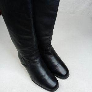 Blondo by Par Regence Canada Boots Black Leather w